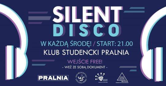Silent Disco w każdą środę