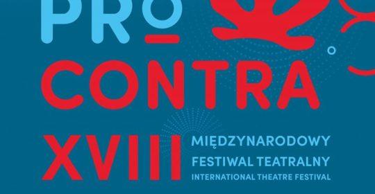 Festiwal PRO CONTRA 4-6.09.2020
